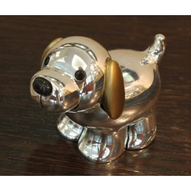 Stilarte dog ornament