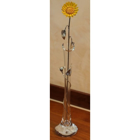 Opera Sunflower yellow enamel