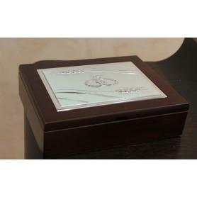Camilletti scatola 25 anni di matrimonio