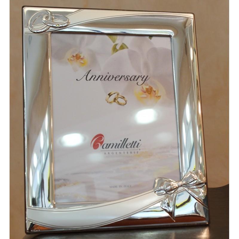 Camilletti cornice 25 anni di matrimonio for Immagini 25 anni matrimonio