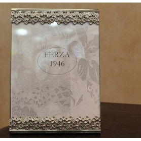 Ferza frame with flowers