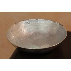 Dogale ciotola smaltata argento