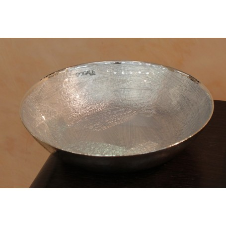 Dogale enamelled silver bowl