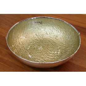 Dogale enamelled gold Bowl