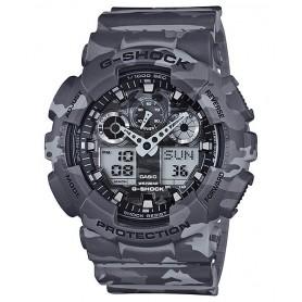 Casio Military G-Shock GA 100 cm 8AER