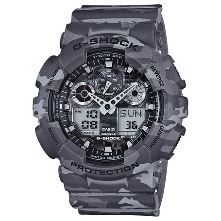 Casio Military G-Shock GA 100 cm 8AER