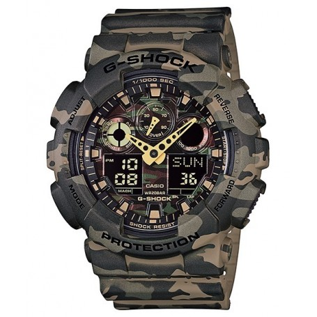 Casio Military G-Shock GA 100 cm 5AER