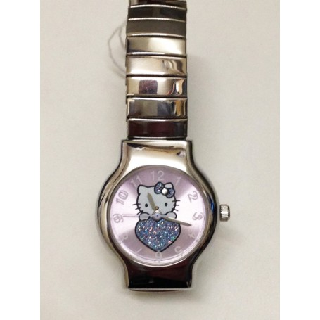 Hello Kitty white dial ZR25928 expander