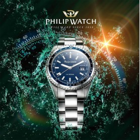 Philip Watch Caribe 1000