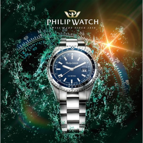 Philip Watch Caribbean 1000-R8253597020