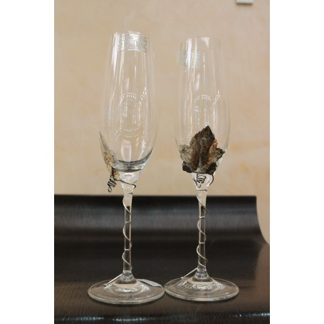 M.c. Sterling couple flutes 0718