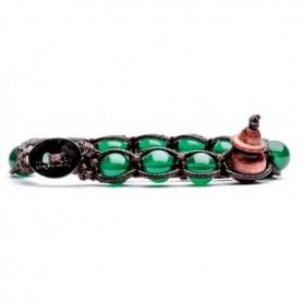 Tamashii green agate bracelet BHS900/12