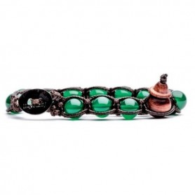 Tamashii bracciale agata verde BHS900/12