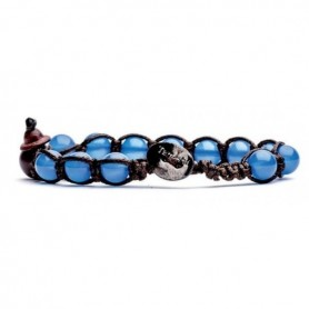 Tamashii bracciale agata blu BHS900/18