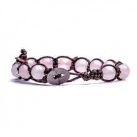 Tamashii bracciale quarzo rosa BHS900/33