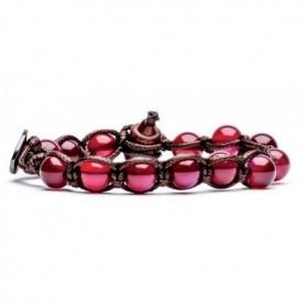 Tamashii red agate bracelet BHS900/34