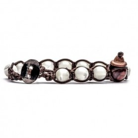 Tamashii BHS900/38 mother of pearl bracelet