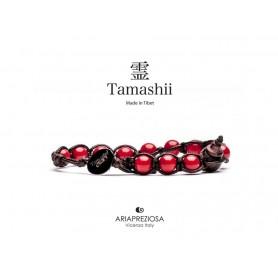 Tamashii bracciale bamboo rosso BHS900/06
