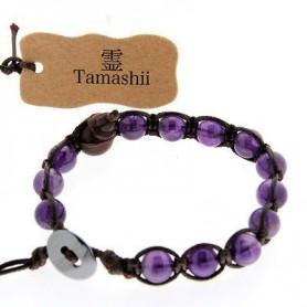 Tamashii Amethyst bracelet BHS900/08