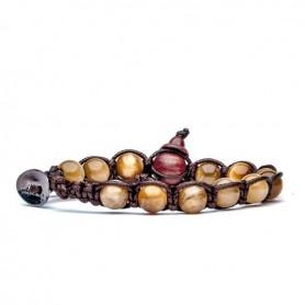 Tamashii Golden Tiger eye bracelet BHS900/80