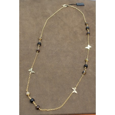 M.c. Sterling necklace B2333