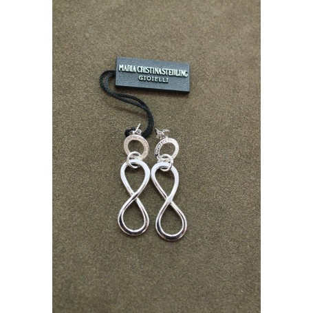 M.c. Sterling earrings B2621