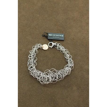 M.c. Sterling M1060  silver bracelet