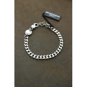 M.c. Sterling silver bracelet MU0142
