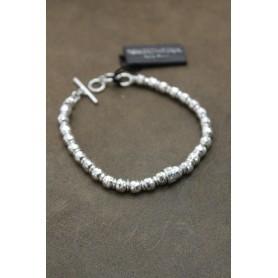 M.c. Sterling silver bracelet G1571