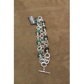 M.c. Sterling B2465  silver bracelet