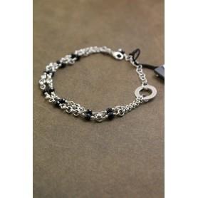 M.c. Sterling silver bracelet M1209