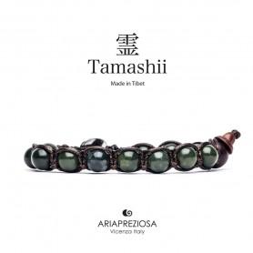 Tamashii BHS900-106 jade bracelet