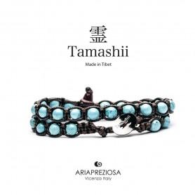 Tamashii turquoise bracelet BHS600-07