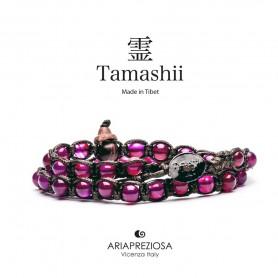 Tamashii red agate bracelet BHS600-34