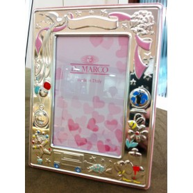 Dale Baby Frame Pink