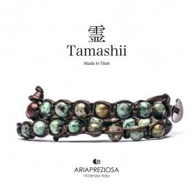 African turquoise bracelet BHS600 tamashii-75