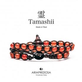 Tamashii fire agate bracelet BHS600-55