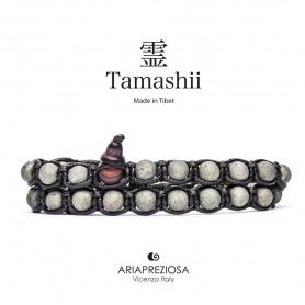 Matt BHS600-pyrite bracelet 70 tamashii