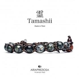 Tamashii bracciale pietra camouflage BHS900/101