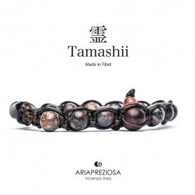 Tamashii bracciale agata fiorita BHS900/99