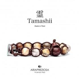 Tamashii bracciale legno fossile BHS900/78