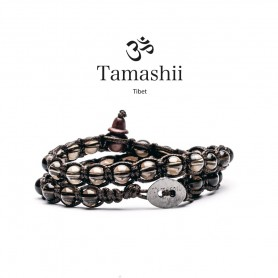 Tamashii bracciale quarzo fumè BHS600/20