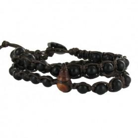 copy of Black Onyx bracelet tamashii BHS900/64