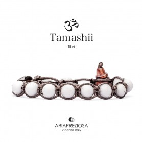 copy of Tamashii белый агат браслет BHS900/14