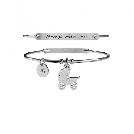 Kidult bracciale rigido Carrozzina|Always with me - 231666