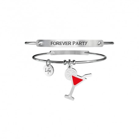 Kidult bracciale rigido Cocktail|Forever Party - 731092