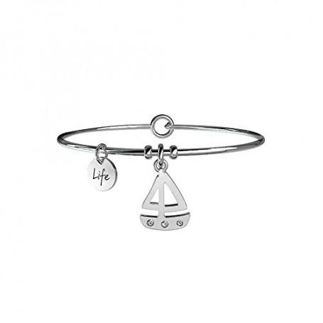 Kidult bracciale rigido Barca|Coraggio - 231640