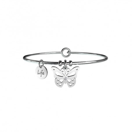 Kidult bracciale rigido Farfalla|Carpe Diem - 231591