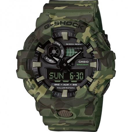 Casio orologio da polso G-SHOCK | GA-700CM-3AER