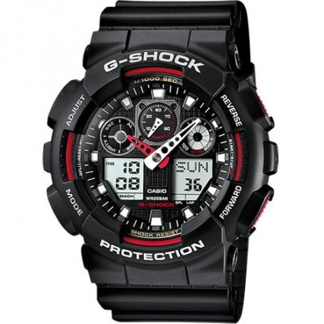 Casio orologio da polso G-SHOCK | GA-100-1A4ER